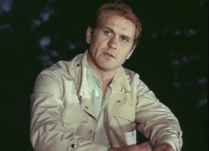 Валерий Афанасьев, кадр из фильма «Дорога к себе». / Фото: www.kino-teatr.ru