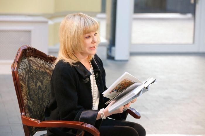 Александра Захарова. / Фото: www.300experts.ru