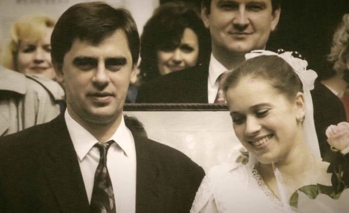 Варвара Владимирова и Сергей Тарасов. / Фото: www.ytimg.com
