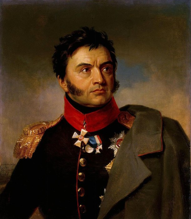 Николай Раевский. / Фото: www.infwar.ru