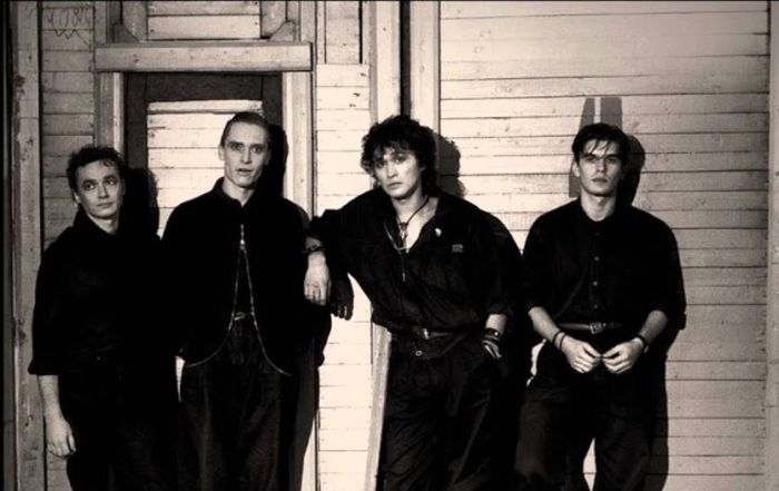 Группа «Кино». / Фото: www.ytimg.com