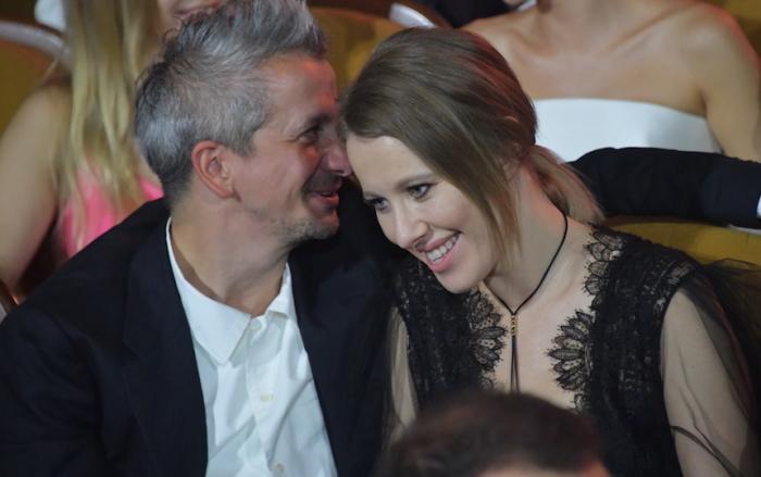 Ксения Собчак и Константин Богомолов. / Фото: www.passion.ru