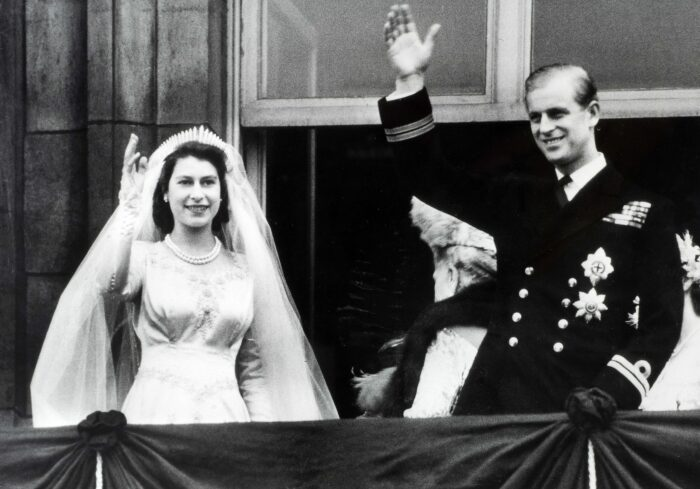 Принц Филипп и Елизавета II. / Фото: www.moscow.sm-news.ru