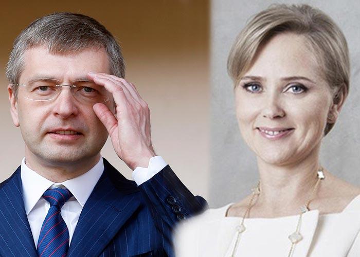 Дмитрий и Елена Рыболовлевы. / Фото: www.stuki-druki.com
