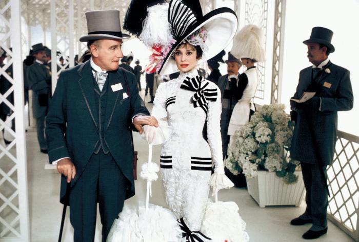 Кадр из мюзикла «Моя прекрасная леди». / Фото: www.film.ru