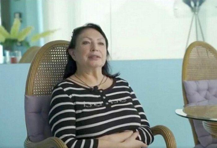 Галина, бывшая жена Александра Лосева. / Фото: www.russia.tv