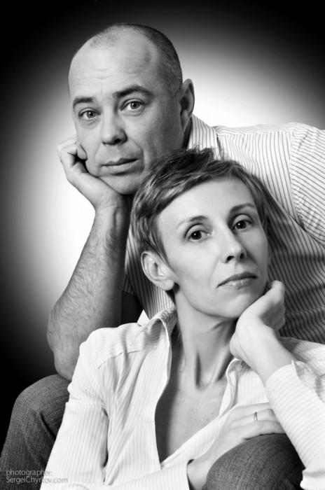 Вадим Набоков и Татьяна Иванова. / Фото: www.sergeichyrkov.com