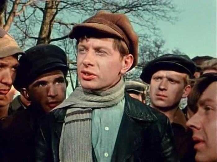 Альберт Филозов, кадр из фильма «Испытательный срок». / Фото: www.kino-teatr.ru
