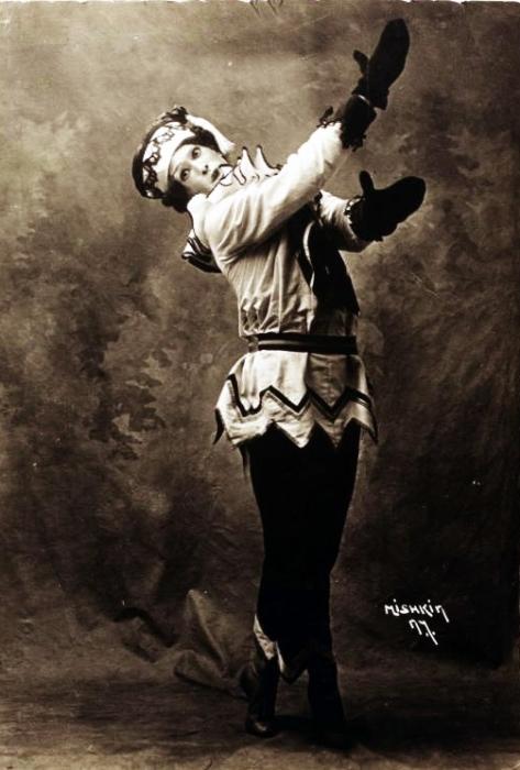 Вацлав Нижинский. / Фото: www.wikimedia.org