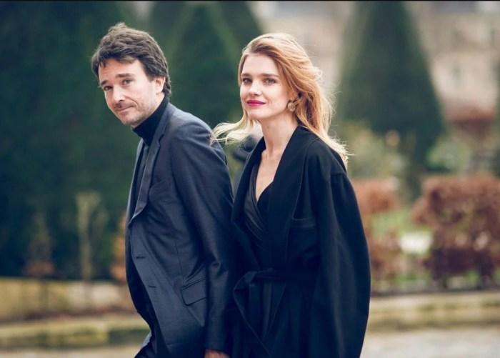 Наталья Водянова и Антуан Арно. / Фото: www.yandex.net