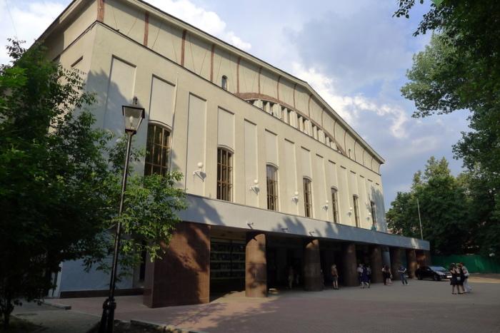 Театр имени Моссовета. / Фото: www.kudamoscow.ru