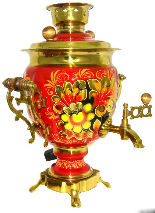 Самовар. / Фото: www.tulasamovar.ru