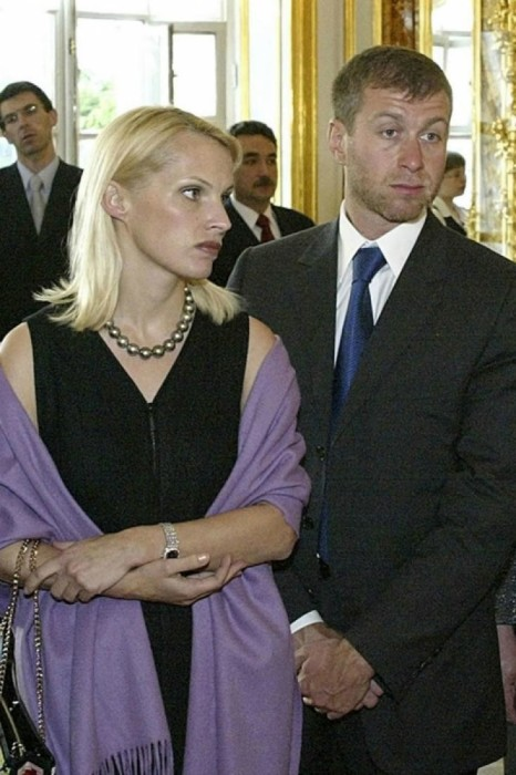 Роман Абрамович и Ирина Маландина. / Фото: www.woman.ru