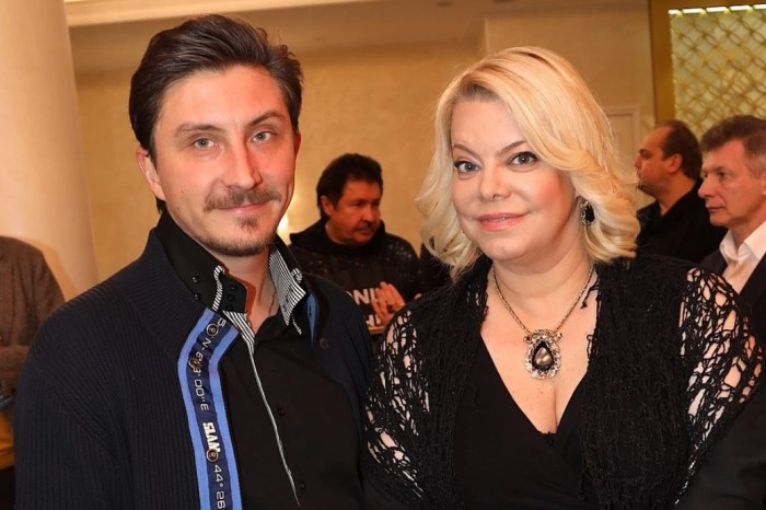 Яна Поплавская и Евгений Яковлев. / Фото: www.kpcdn.net
