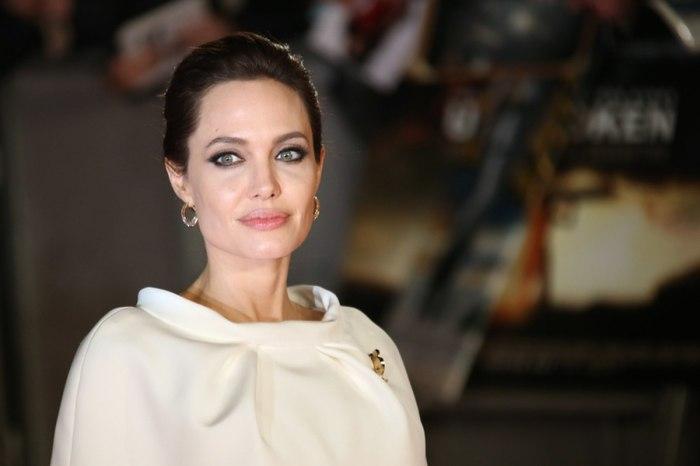Анджелина Джоли. / Фото: www.nacion.com