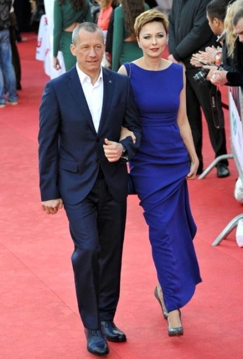 Андрей Шаронов и Дарья Повереннова. / Фото: www.woman.ru