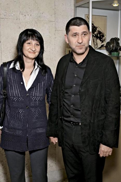 Сергей Пускепалис с женой Еленой. / Фото: www.24smi.org