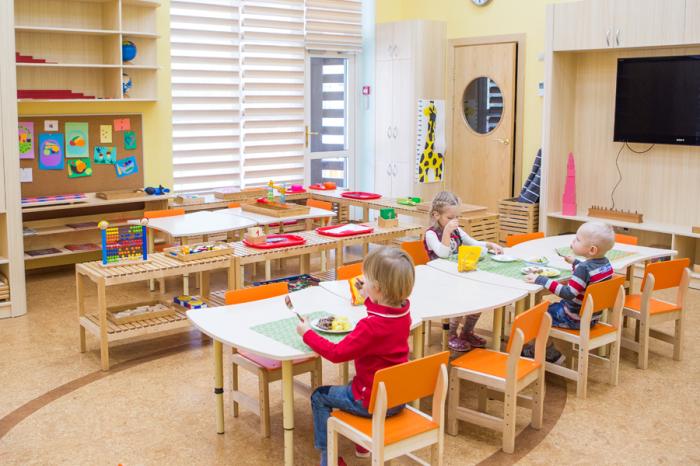 Детский клуб Wunderpark. / Фото: www.wunderpark.ru