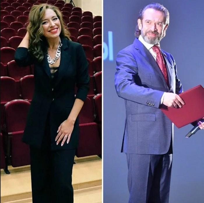 Серафима Низовская и Владимир Машков. / Фото: www.yandex.net