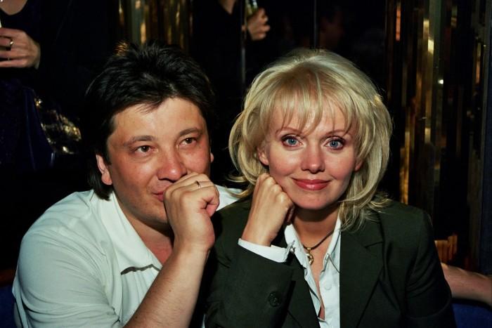 Валерия и Александр Шульгин. / Фото: www.legkovmeste.ru