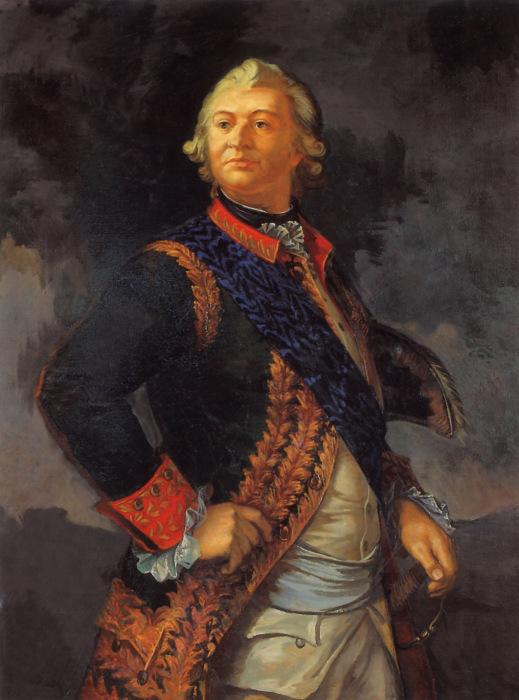 Григорий Потёмкин. / Фото: www.polzam.ru