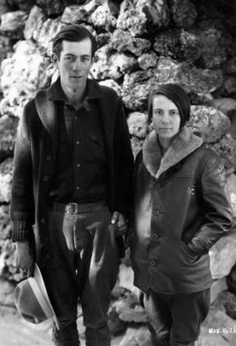 Глен и Бесси Хайд. / Фото: www.morbidology.com