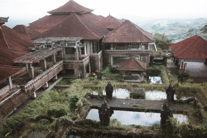 Ghost Palace. / Фото: www.spesial.net