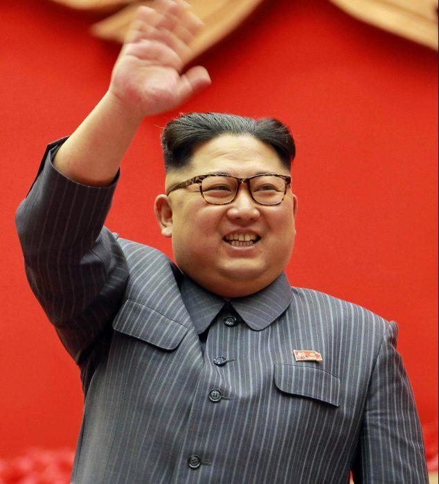 Ким Чен Ын. / Фото: www.thesun.co.uk