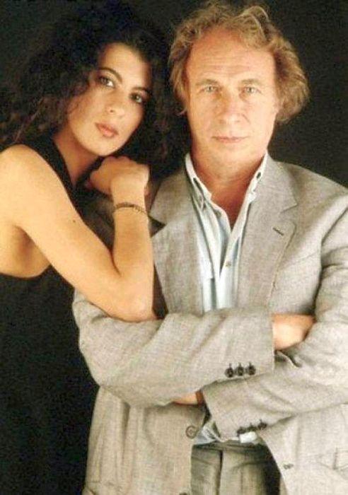 Пьер Ришар и Айша. / Фото: www.2aktera.ru