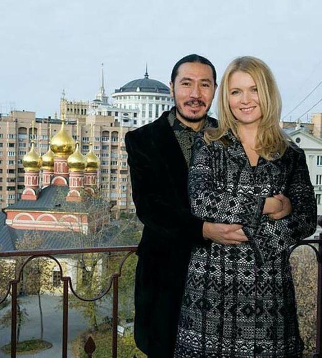 Анастасия Немоляева и Вениамин Скальник. / Фото: www.yandex.net