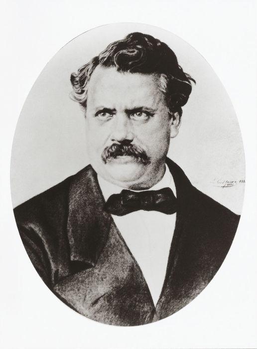Основатель бренда Луи Виттон. / Фото: www.wikipedia.org