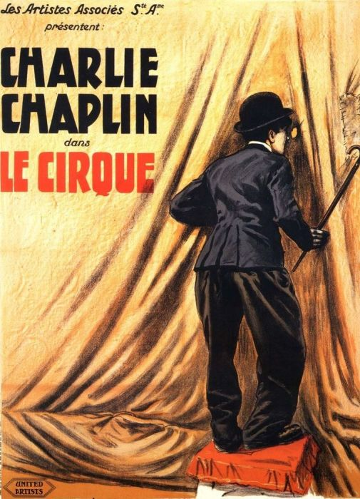 Постер к фильму «Цирк». / Фото: www.kinozon.tv