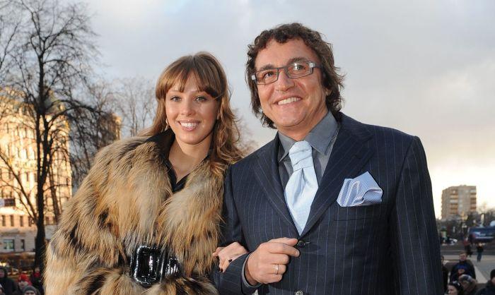 Дмитрий Дибров и Полина Наградова. / Фото: www.postimees.ee