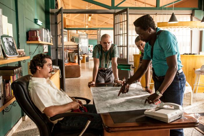 Кадр из сериала «Нарко». / Фото: www.cinemapress.org