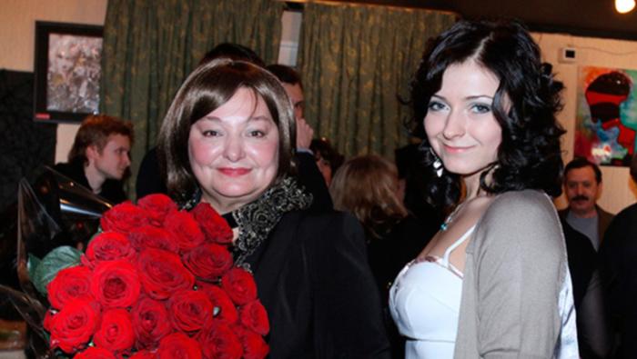 Наталья Бондарчук с дочерью Марией Бурляевой. / Фото: www.profi-news.ru