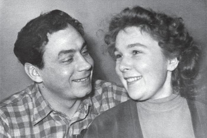 Вера Васильева и Владимир Ушаков. / Фото: www.libmir.com