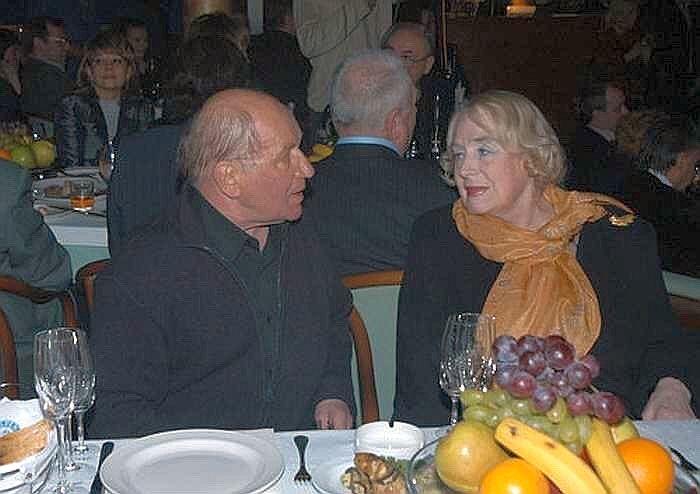 Лев Дуров и Ирина Кириченко. / Фото: www.mycdn.me