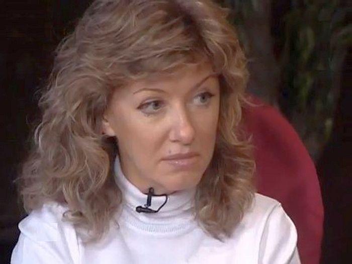 Александра Лисютина. / Фото: www.kino-teatr.ru
