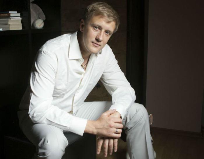 Сергей Горобченко. / Фото: www.melonrich.ru