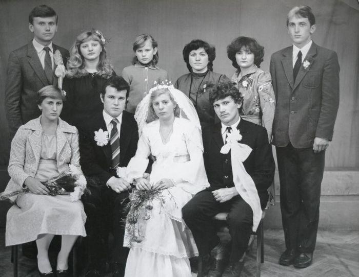 Свадьба Василия и Людмилы Игнатенко. / Фото: www.tut.by