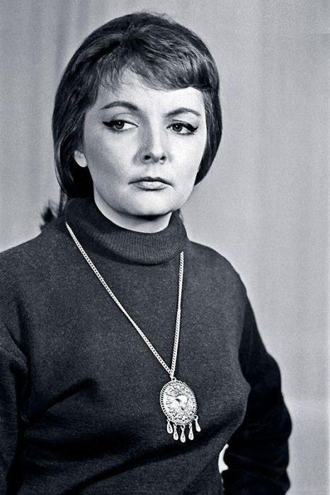 Эльвира Бруновская. / Фото: www.famousfix.com