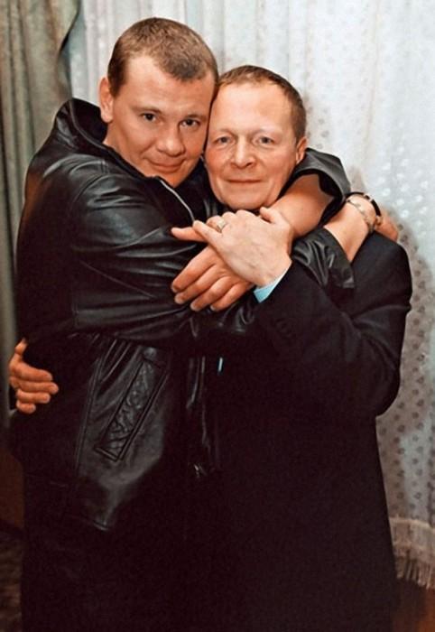 Борис и Владислав Галкины. / Фото: www.livejournal.com
