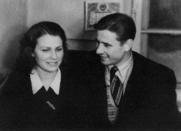 Лев и Валентина Яшины. / Фото: www.zabavnik.club