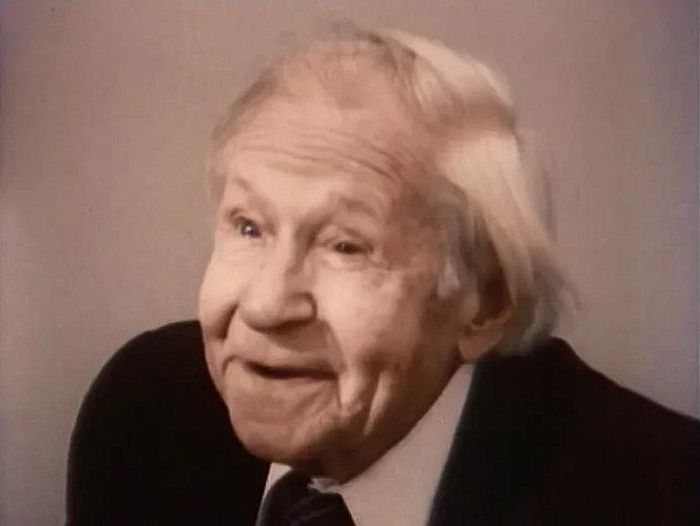 Георгий Светлани, кадр из фильма «ТАСС уполномочен заявить». / Фото: www.21.by