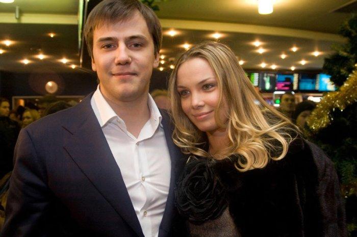 Татьяна Арнтгольц и Иван Жидков. / Фото: www.vladtime.ru