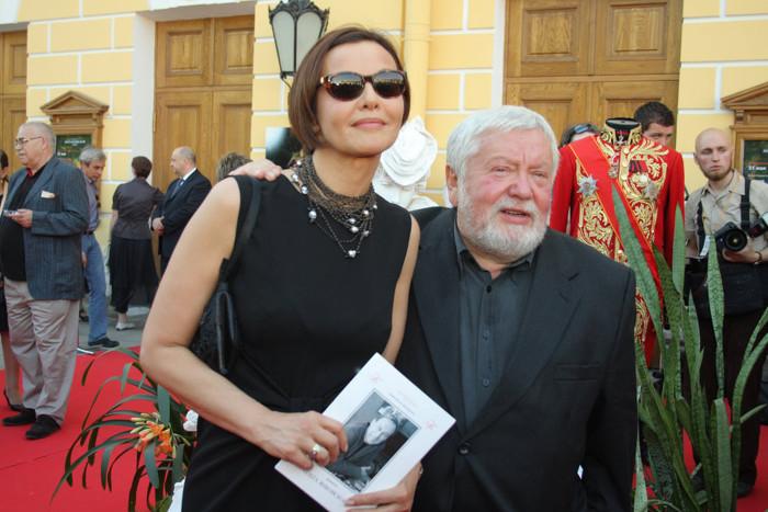 Сергей Соловьёв и Татьяна Друбич. / Фото: www.woman.ru