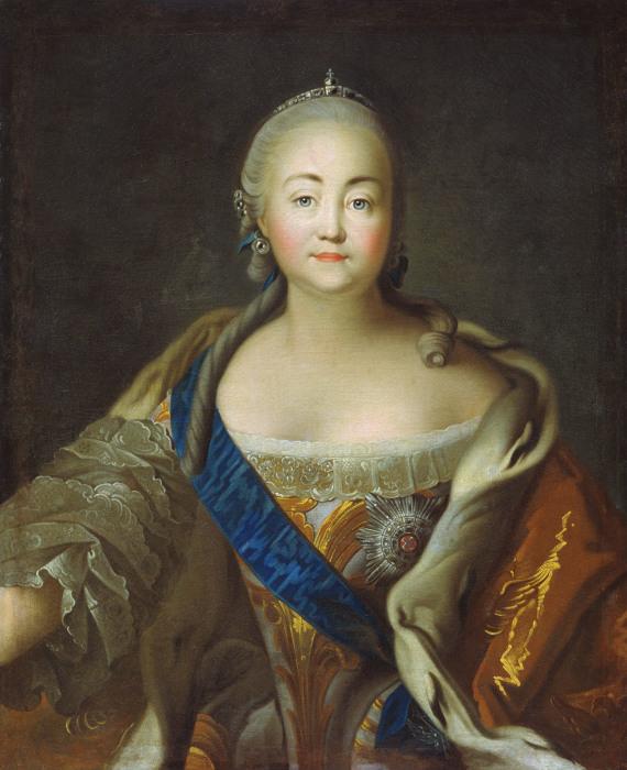 Елизавета Петровна. / Фото: www.art-catalog.ru