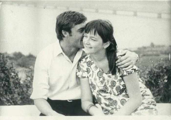 Александр Денисов и Ольга Клебанович. / Фото: www.sb.by