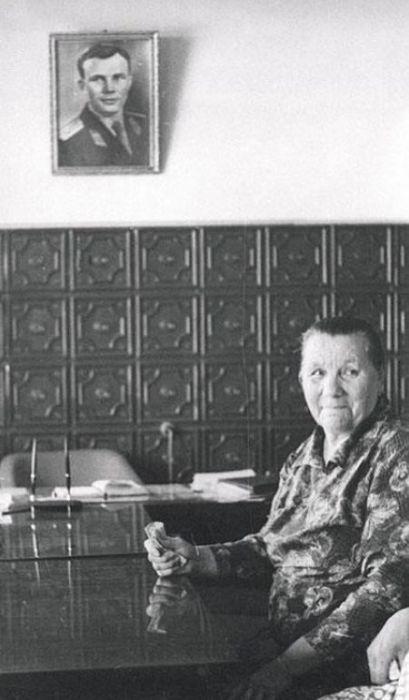 Анна Тимофеевна Гагарина, мама. / Фото: www.itogi.ru, Генриетта Перьян