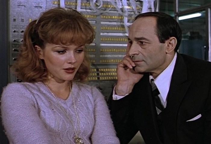 Александра Яковлева и Валентин Гафт, кадр из фильма «Чародеи». / Фото: www.myrussia.life